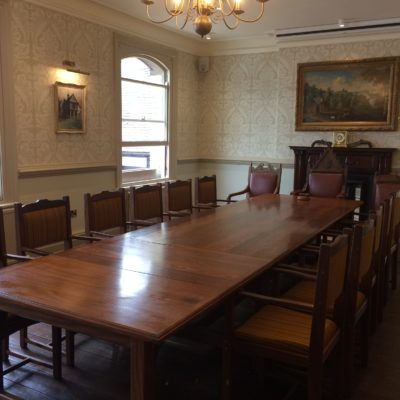 Council Chamber Meeting Room