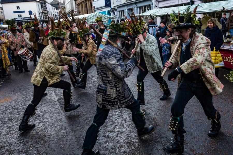 Victorian Market Morris Dancers