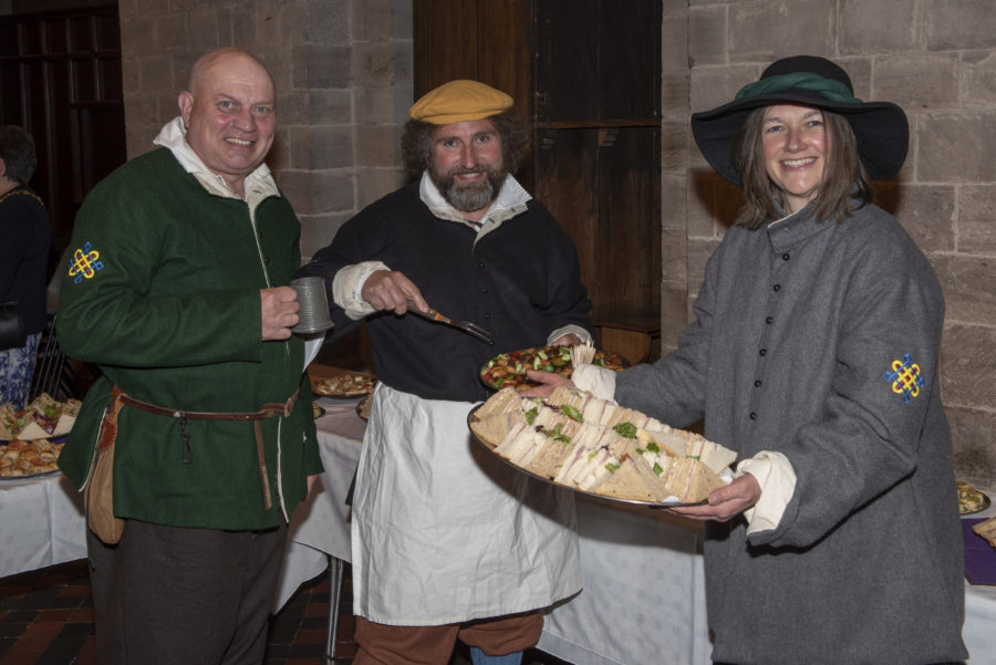 Leominster's Ale Taster, Fish Taster and Bread Weigher
