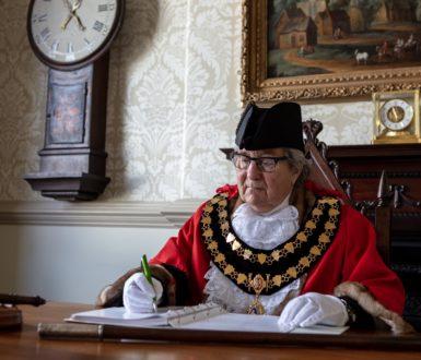 John Rumsey Mayor